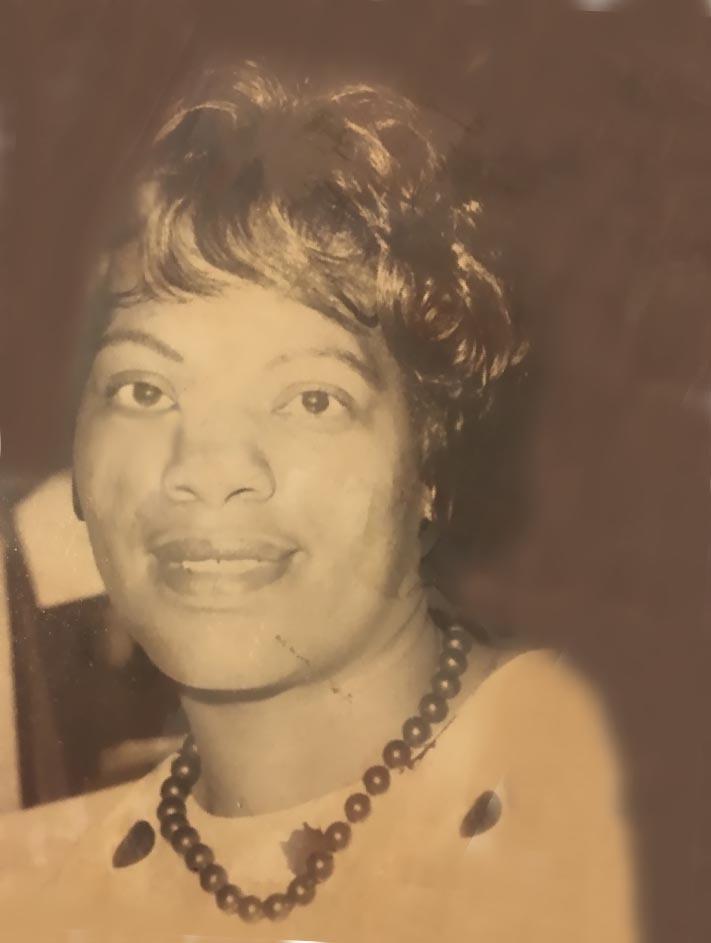Lula Mae Jones