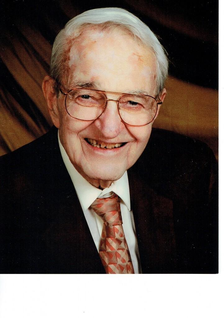 Richard (Dick) Leonard Schroeder