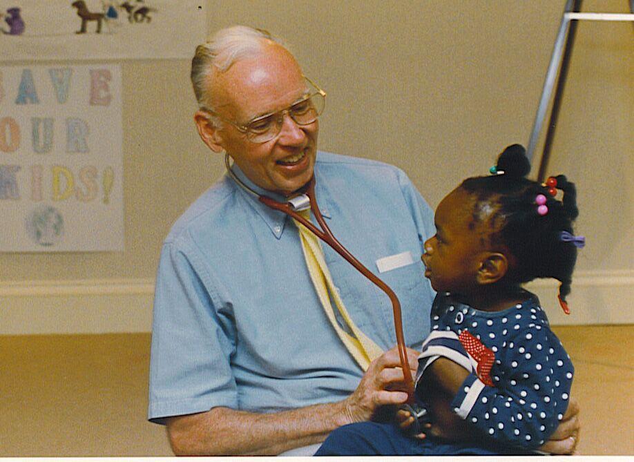 Dr Jack Baylor McConnell