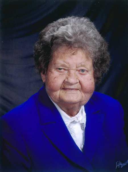 Mary Elizabeth Metcalf