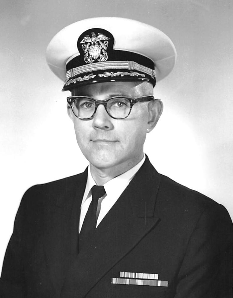 Chaplain (Captain) William