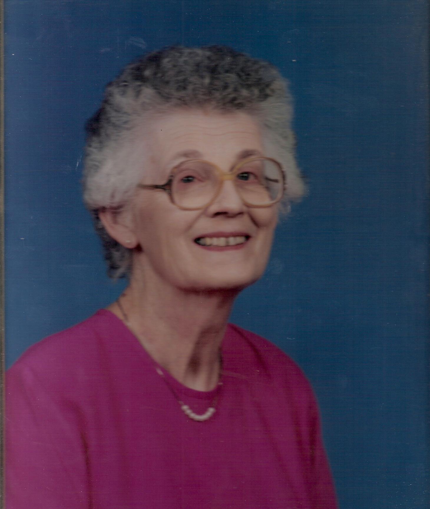 Phyllis J. (Wilhelm)  Wartick: 1996