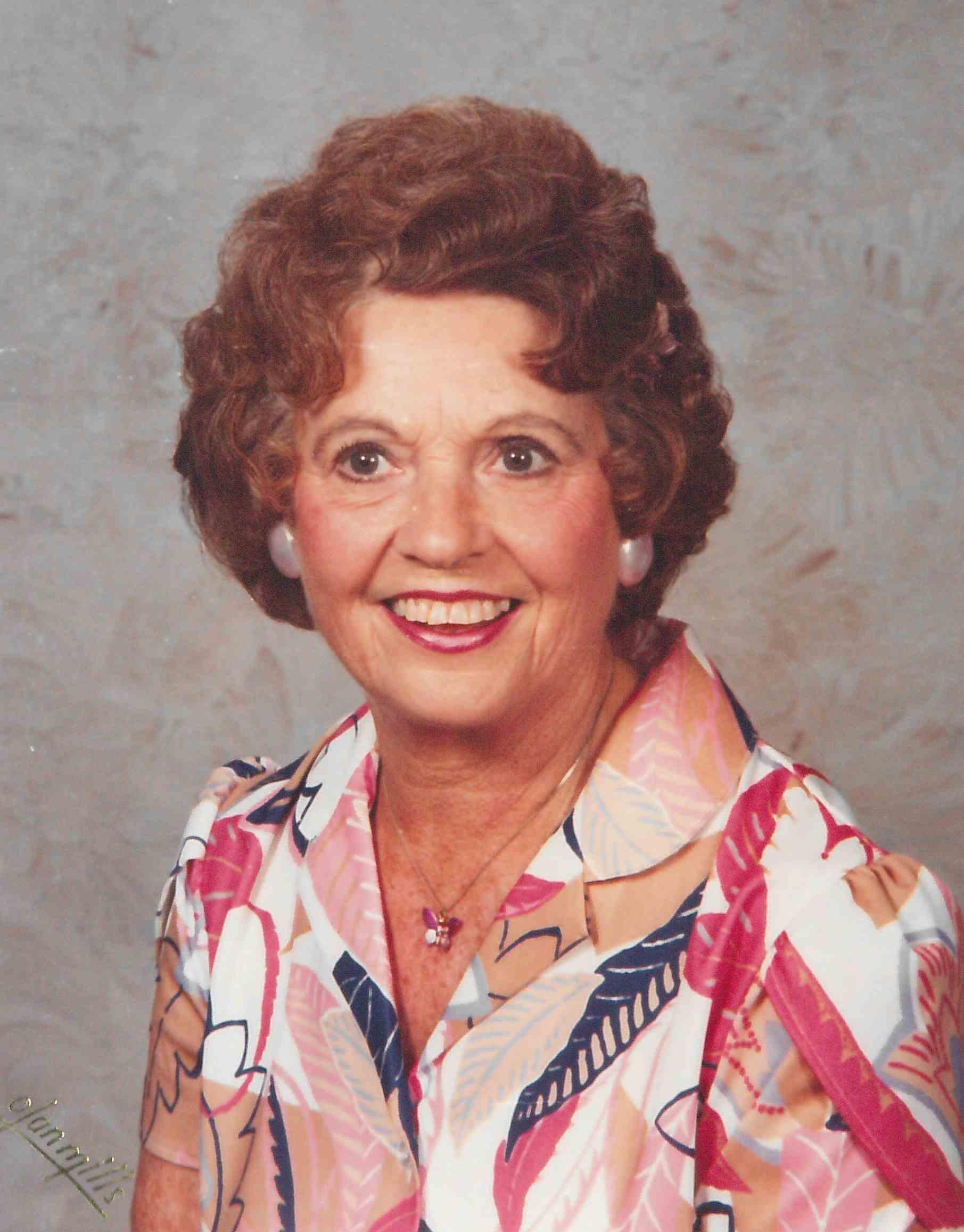 Margaret  Hochstrasser