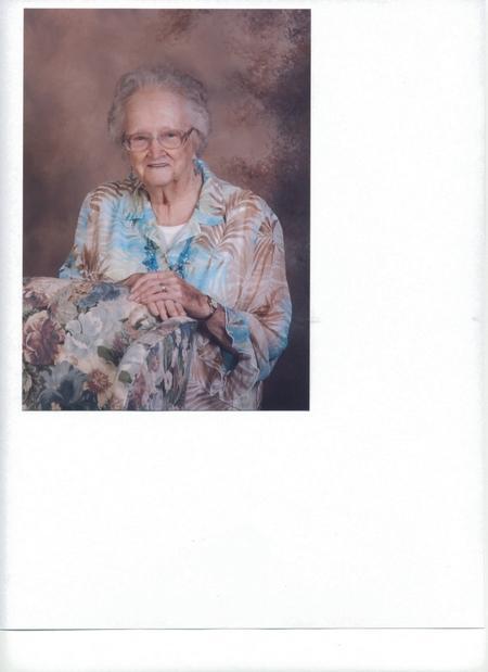 Dorothy Mae Williams