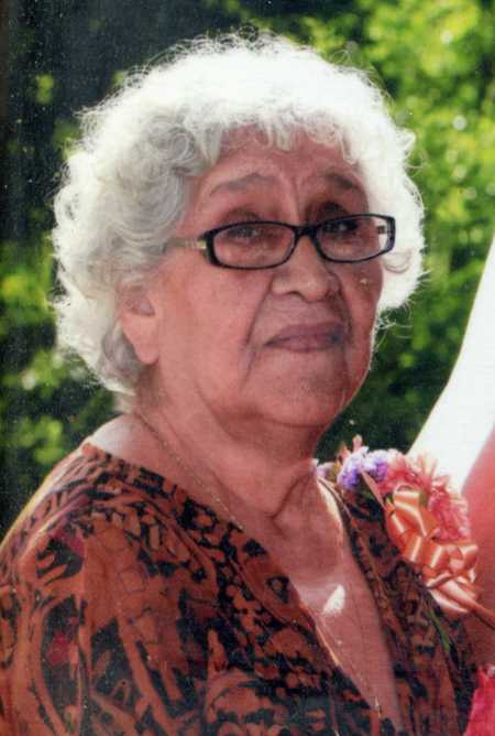 Francisca Camacho Martinez