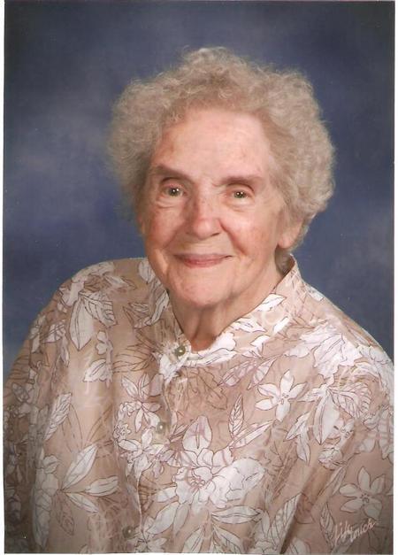 Dorothy W. Mudge
