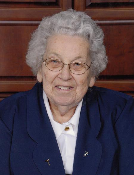 Rev. Mary E.  Cochran