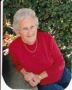 Edna Mae  Brandenburg