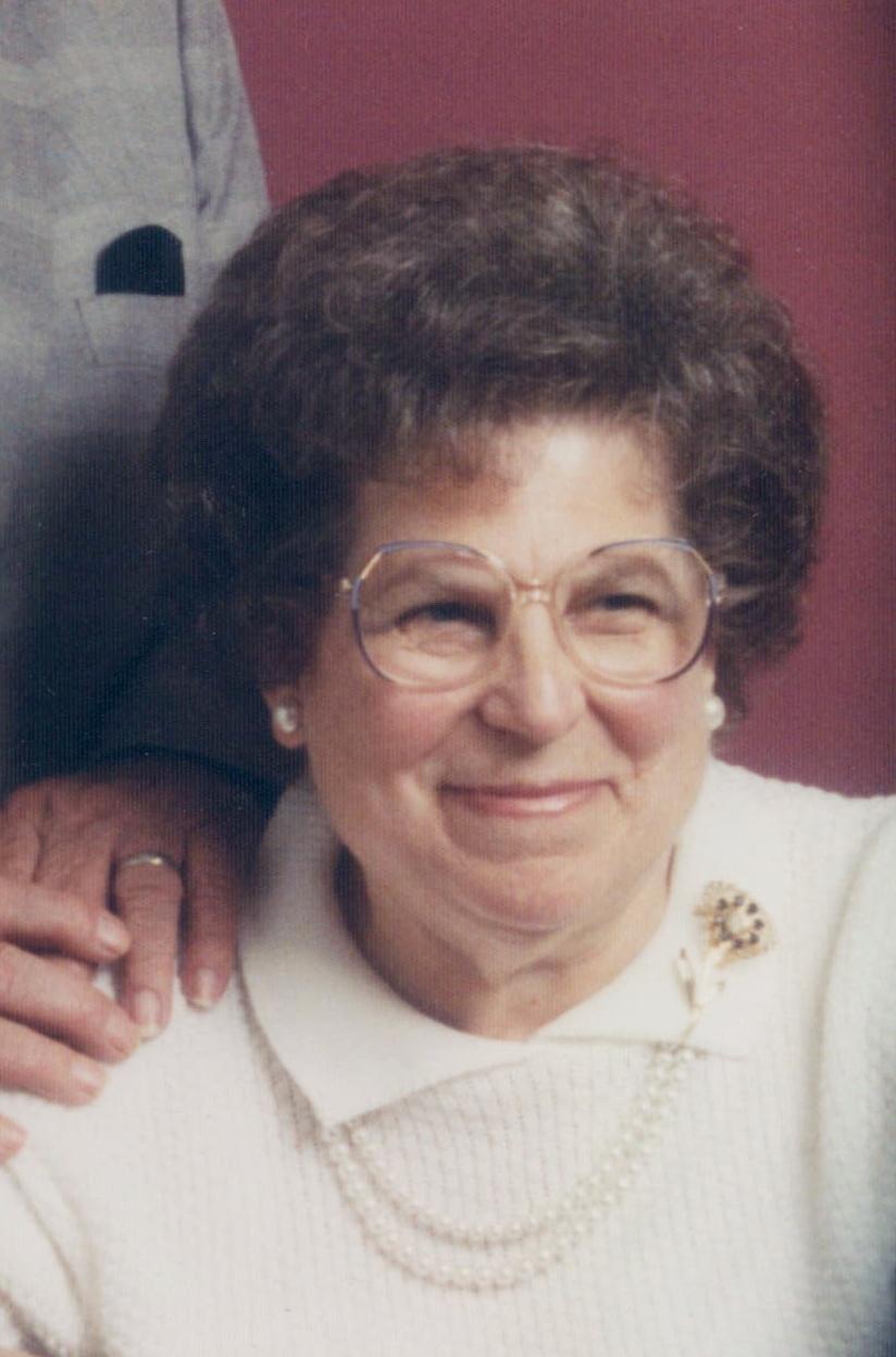 Sylvia M. Walton