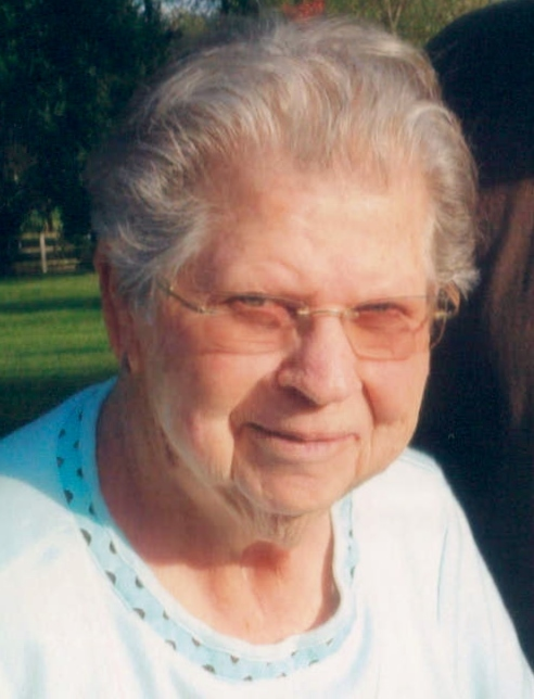 Marjorie A. Naish (nee Todd)