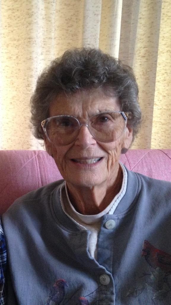 Mary Ellen  Baldwin
