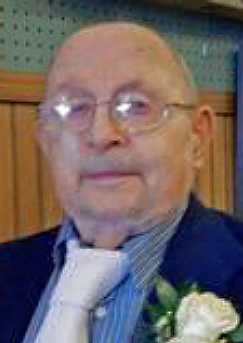 Wilbert John Lindstrom