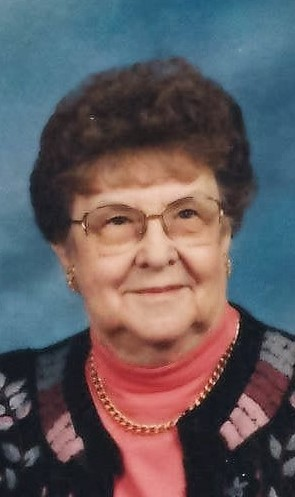 Mrs. Nina M. Bellin