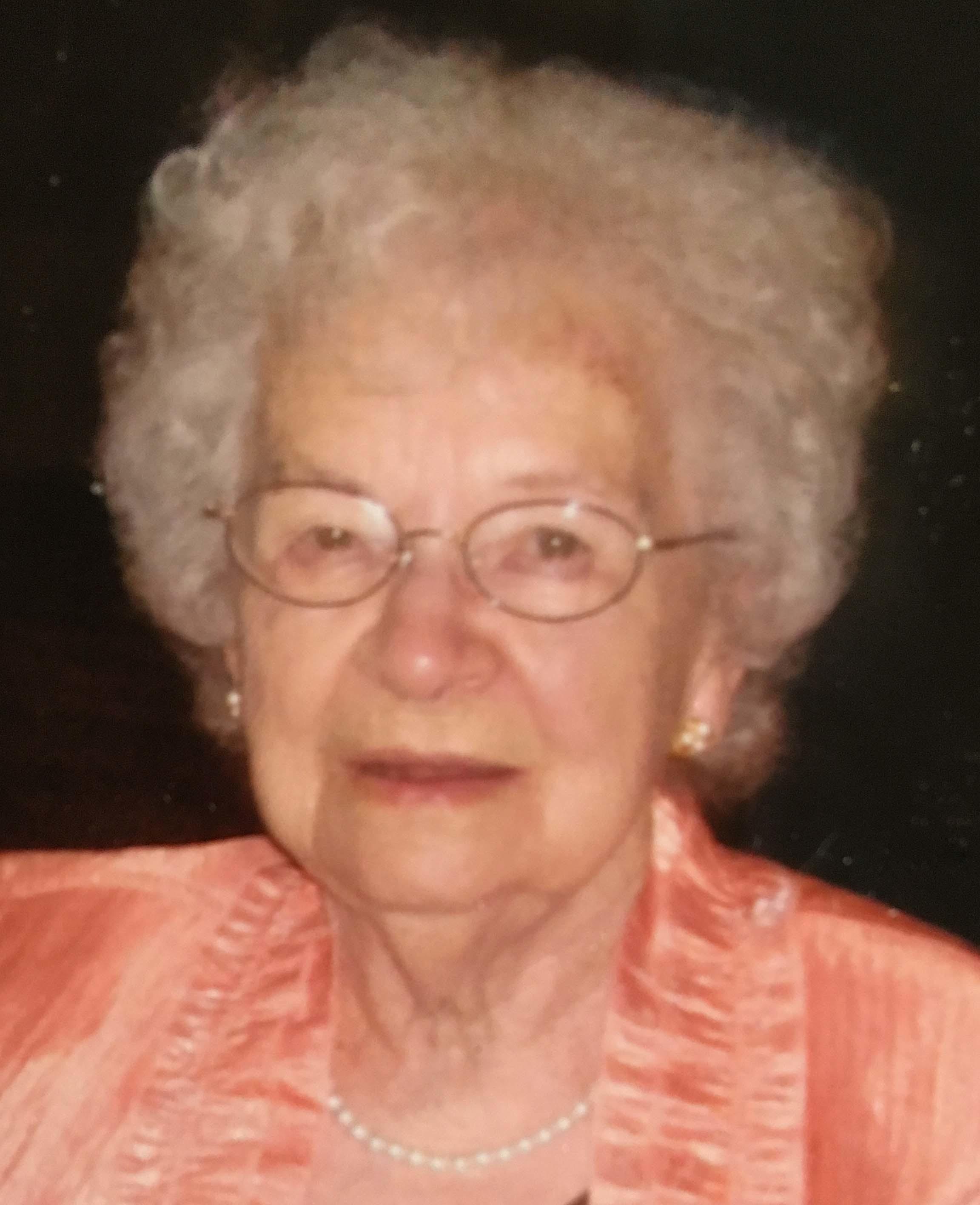Myra M. Waldenburg