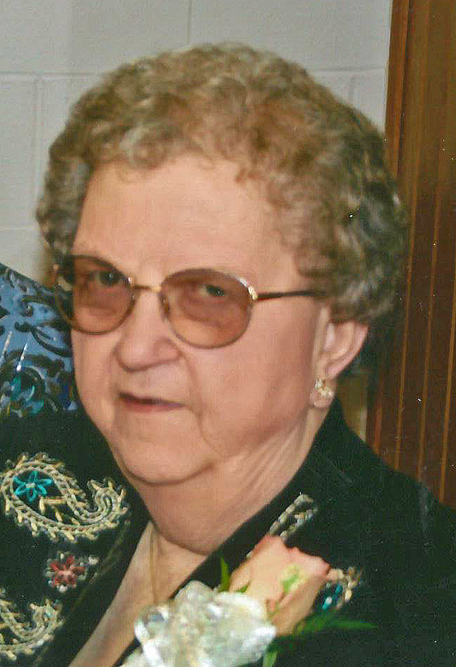 Mae E. Lupton