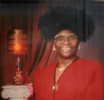 First Lady Doris Estelle  Williams