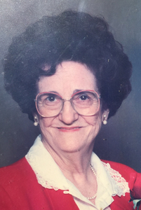 Betty Ruth Smith Wallace