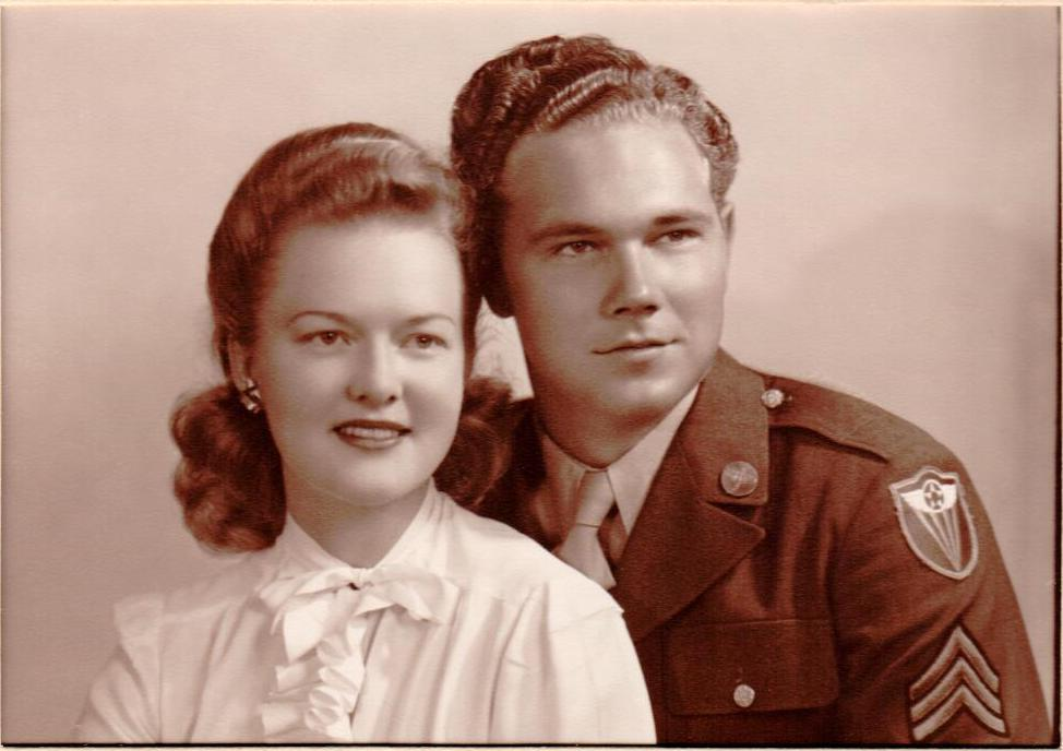 William  Weathersby: Bill and Betty Weathersby