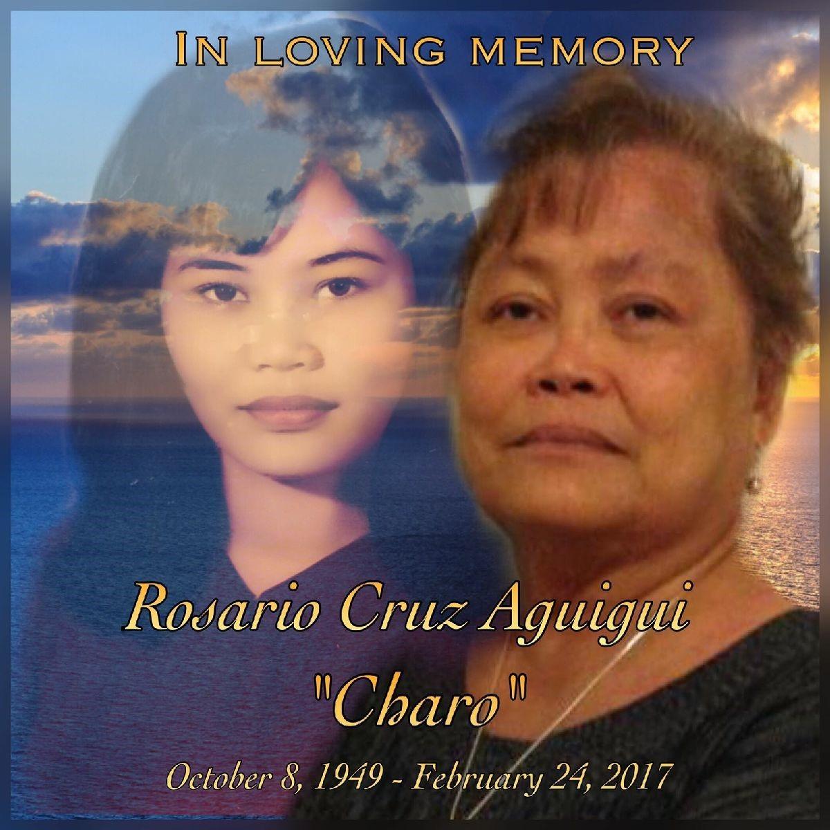 Rosario Cruz Aguigui