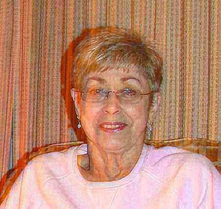 Georgette Pearl Krainick