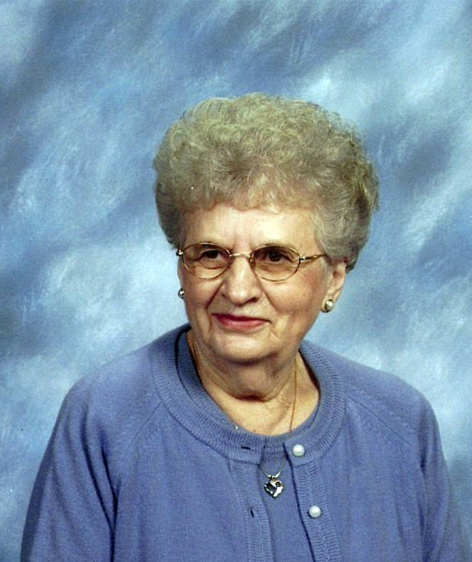 Bertha K Flink