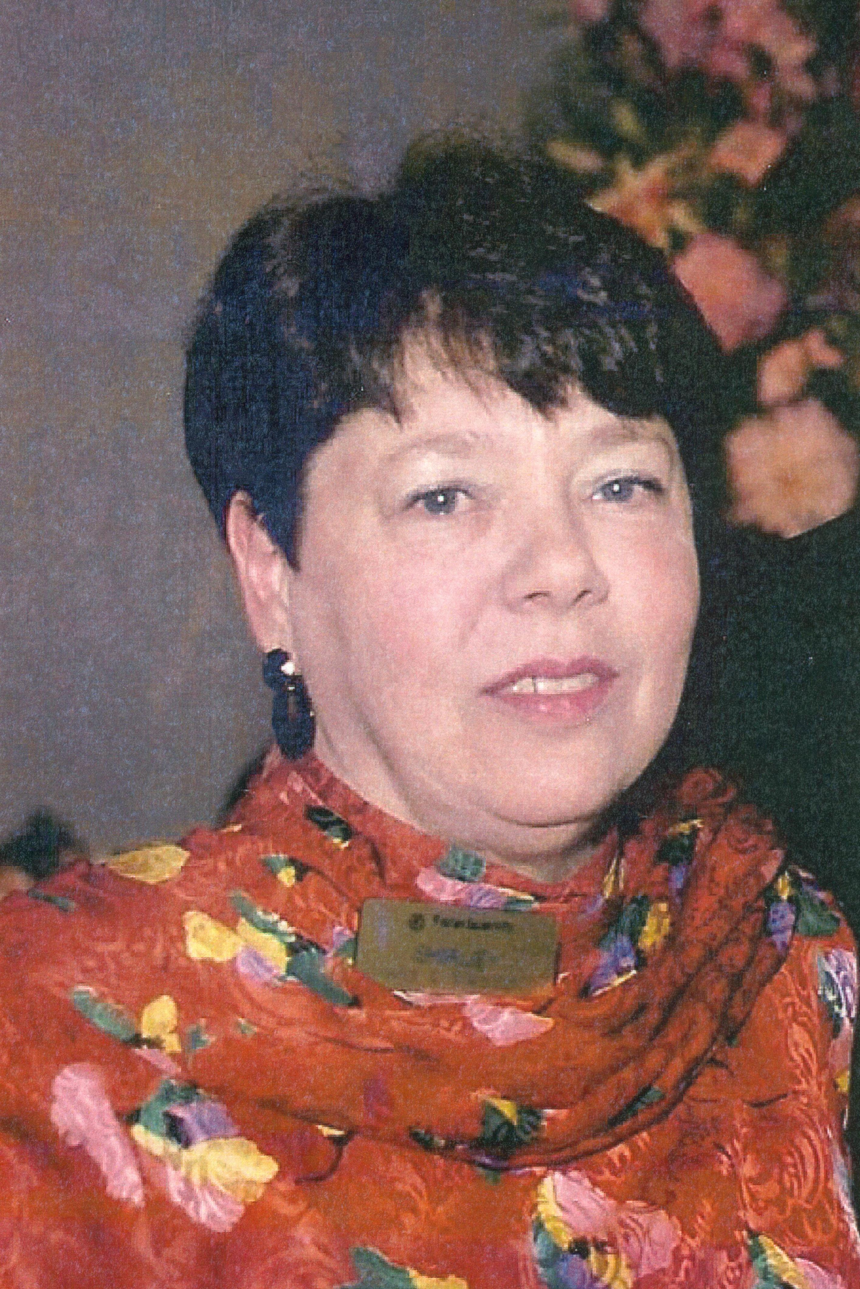 Shirley Ann Simoson