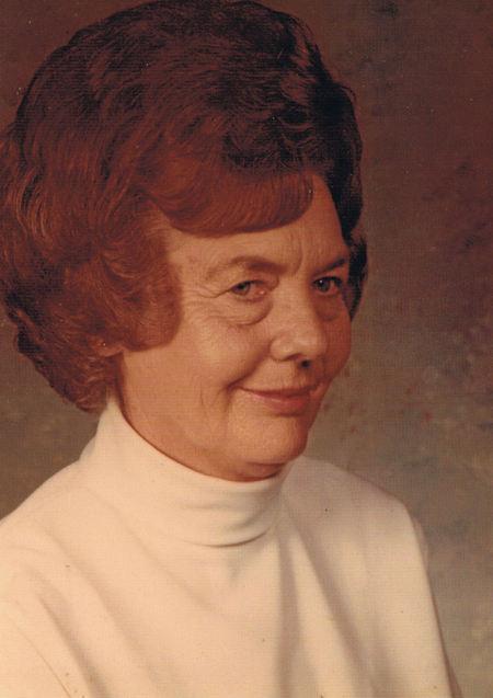 Lucy Mae Clark
