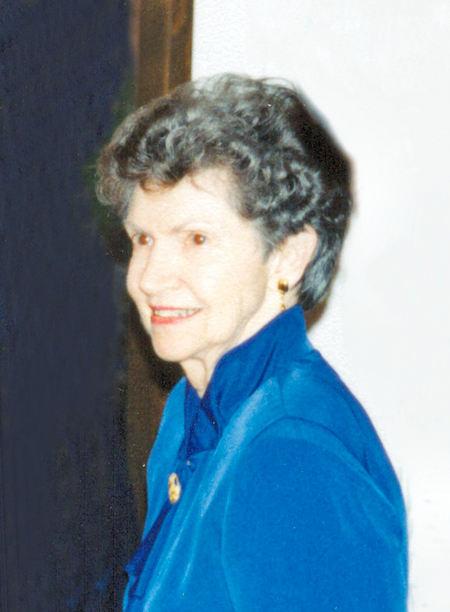 Margaret Crisp Stratton