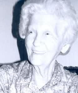 Geraldine Warren Hutchison