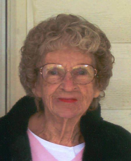 Lucille White Hannah