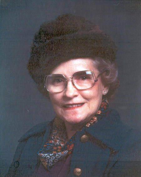 Lucy James Ferguson