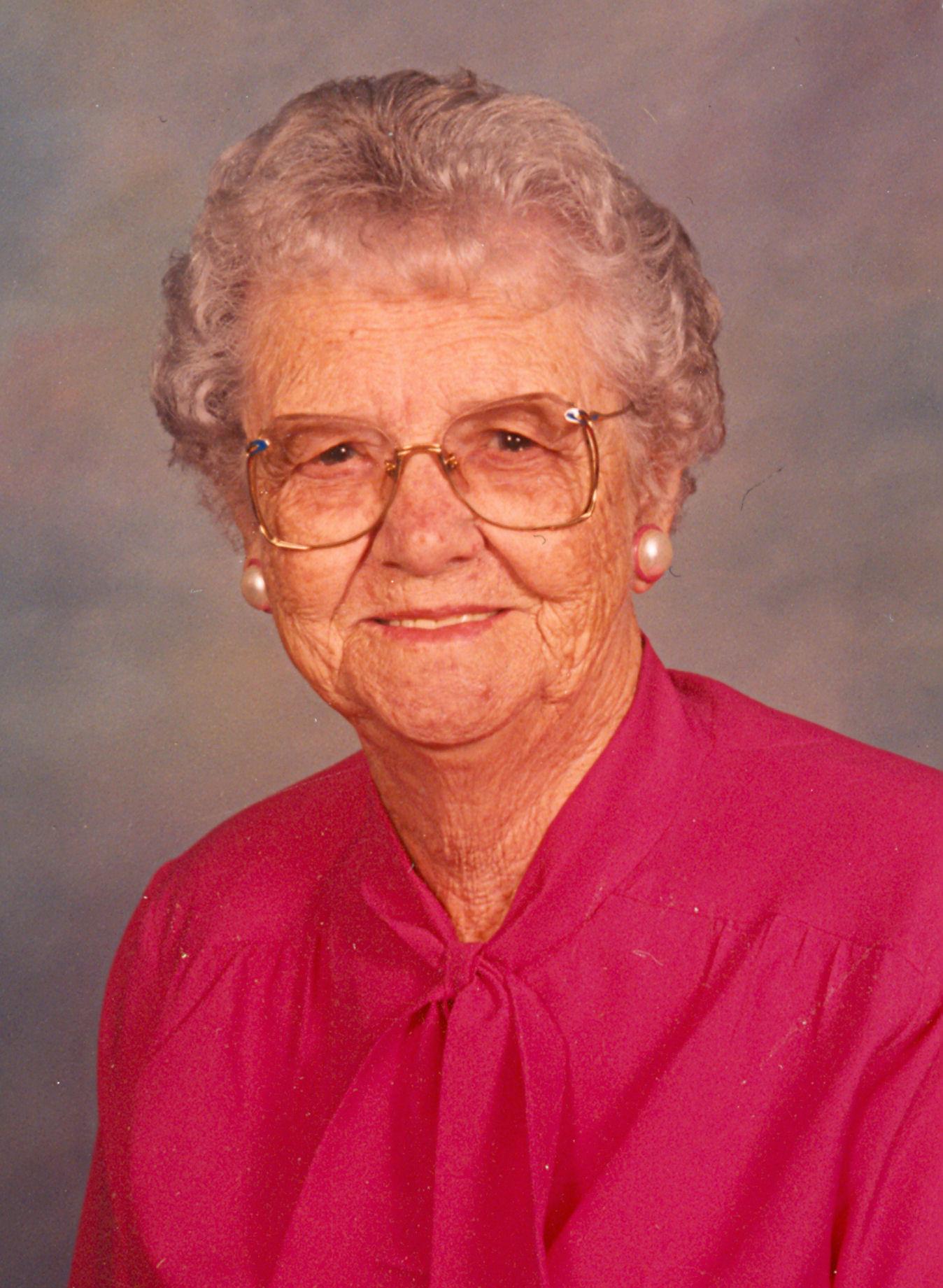 Edna Reece Chambers