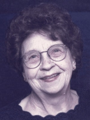 Esther E.  Luthi