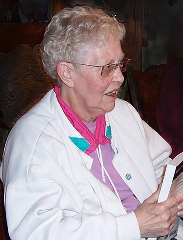 Edith  Mae Winter