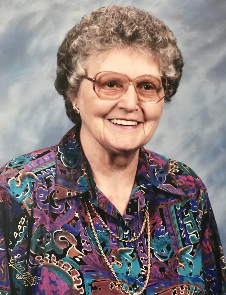 Pearl Ellen Parker