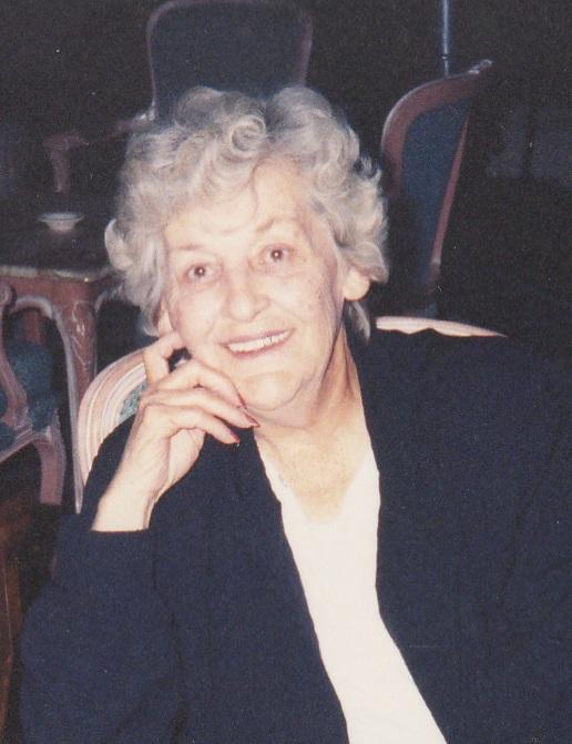 Eleanor Mildred Newton