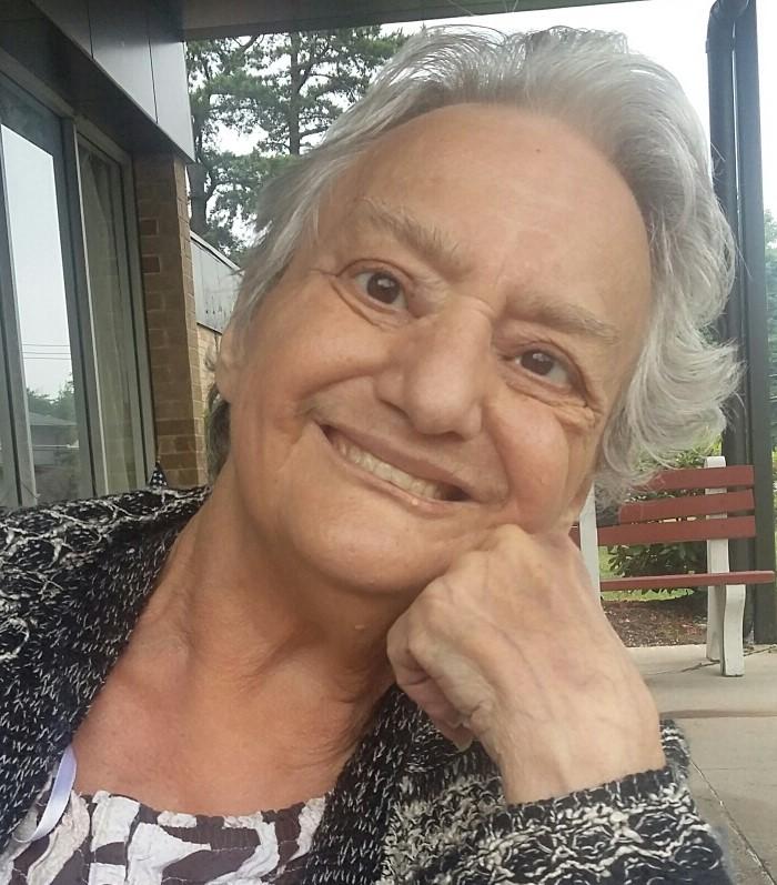 June Joanne Galloway